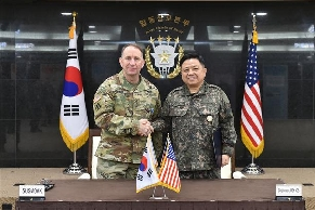 Chairman and Commander Agree to Support GOC 대표 이미지
